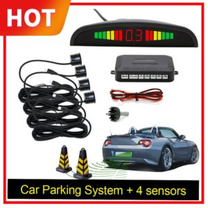 Car Auto Parktronic with 4 Sensors