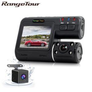 Dual Full HD 1080P Dash Camera