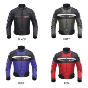 Windproof Oxford Fabric Motorcycle Jacket