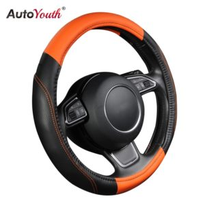 Sport Car Style Steering Wheel Cover