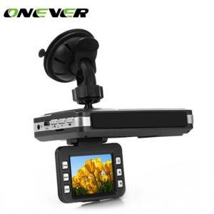 HD LCD Car Dashboard Camera