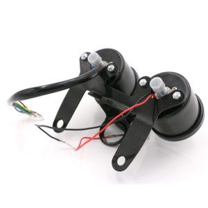 3-In-1 Motorcycle Speedometer, Tachometer & Odometer