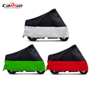 Dustproof & Waterproof Motorcycle Rain Cover