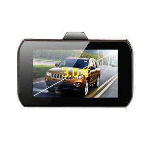 170° Ultra HD Dash Camera 3″