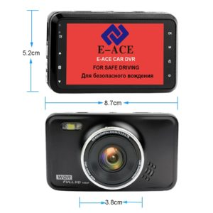 Mini Full HD Dash Camera 170°
