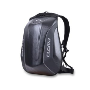 Unisex Carbon Fiber Motorcycle Backpack