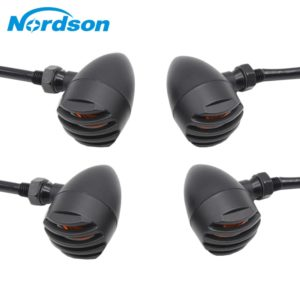 Set of 4 Universal Motorcycle Signal Lights