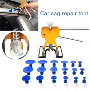 AutoRepair Tool Kit Repair Tool Set Car Repair Hand Tool Sets Auto Repair Tool Set Auto Car Bridge Dent Glue Puller Tabs Remover