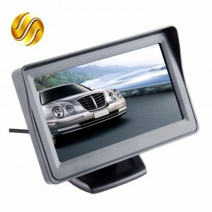 Car Monitor for Rear View