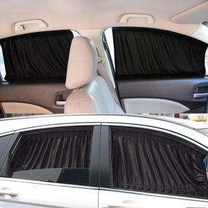 Car Magnetic Sunshade