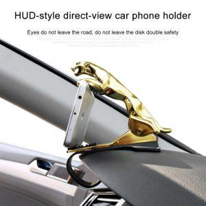 Leopard Car Phone Holder