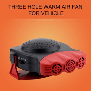 Portable Heat Defogger
