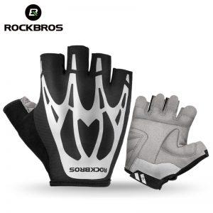 Shockproof Half-finger Cycling Gloves