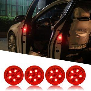 Magnetic Car Door Warning Light